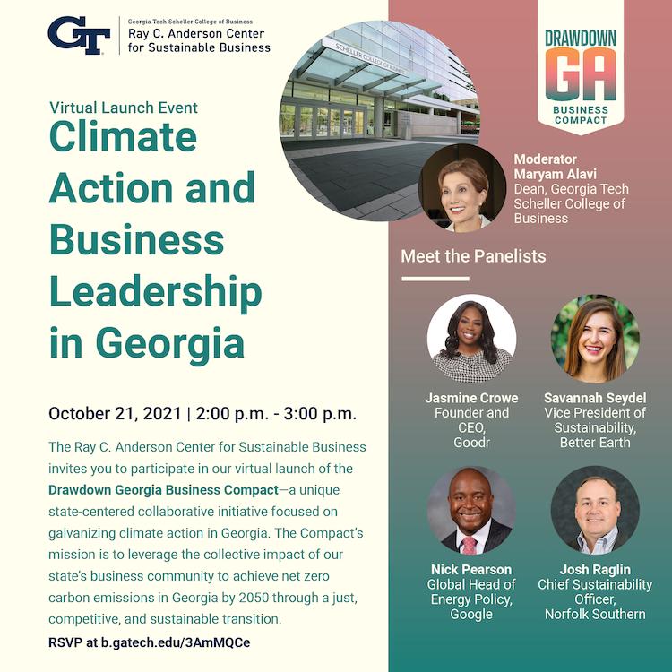 Drawdown Georgia Business Compact