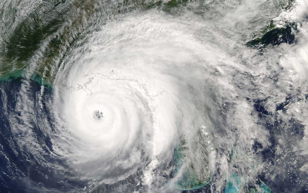 Drawdown Georgia- Georgia Climate Change Hurricane