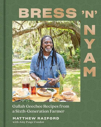 Bress 'n Nyam cookbook Cover