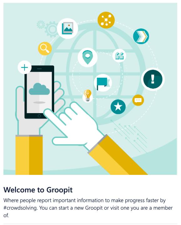 Drawdown Georgia crowdsolving on Groopit