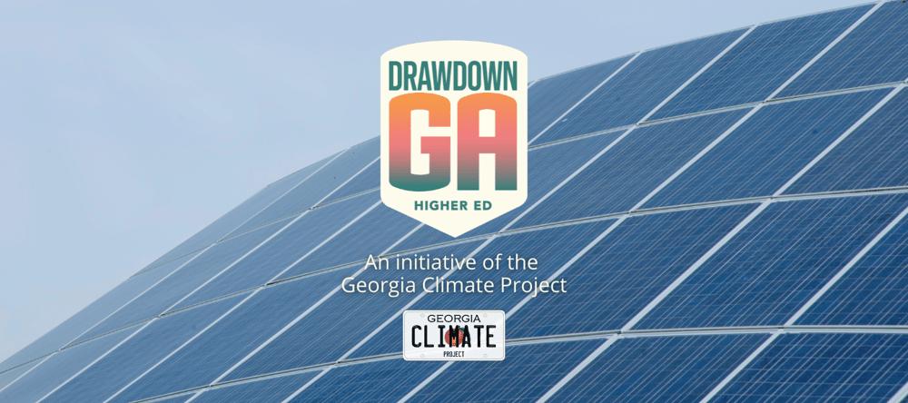 Drawdown Georgia Higher Ed