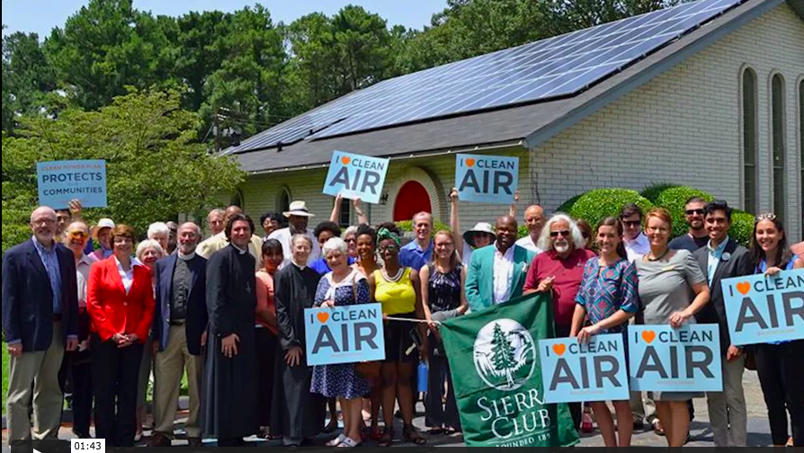 A Church Powered by Faith and Solar Energy in Decatur, Georgia